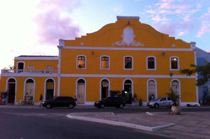 O Solar da Marquesa funciona em um sobrado restaurado da época em que o Brasil ainda era colônia. Crédito: Facebook/Reprodução