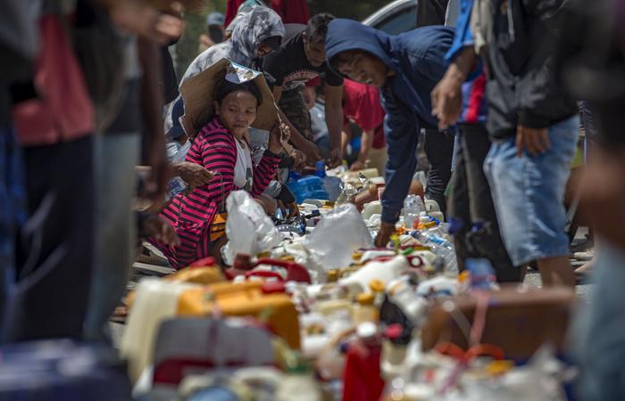 Foto: BAY ISMOYO / AFP