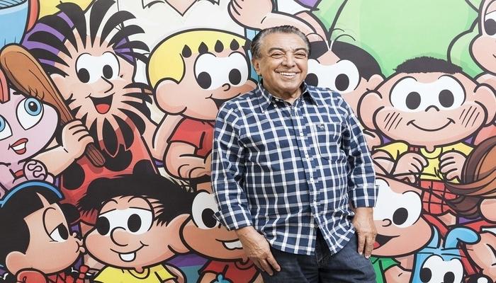 Personagens deficientes têm lugar assegurado na produção de Maurício de Sousa. Foto: Divulgação