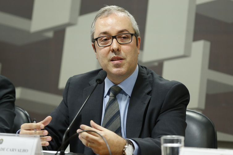 Carlos Viana de Carvalho, diretor de Política Econômica do Banco Central. Foto: Beto Nociti/Divulgação BC