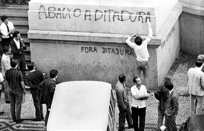Foto: Arquivo / Memórias da Ditadura