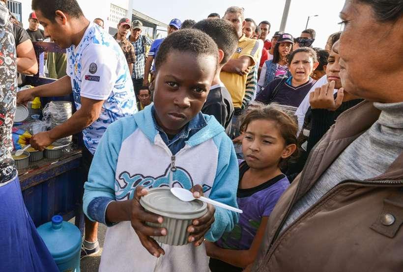 Foto: CRIS BOURONCLE / AFP