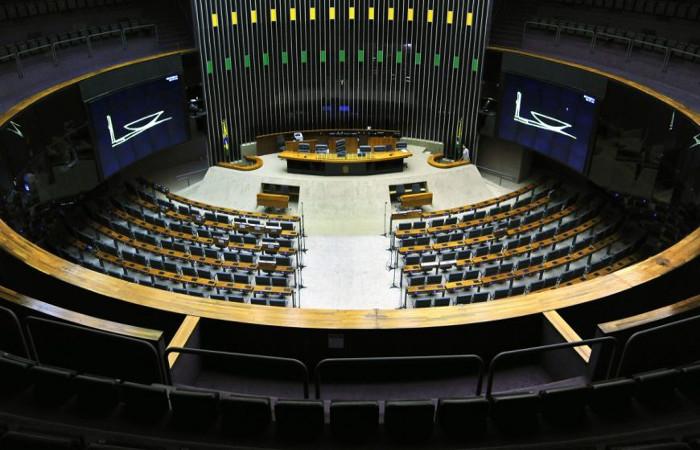 Plenário da Câmara dos Deputados. Foto: Câmara dos Deputados