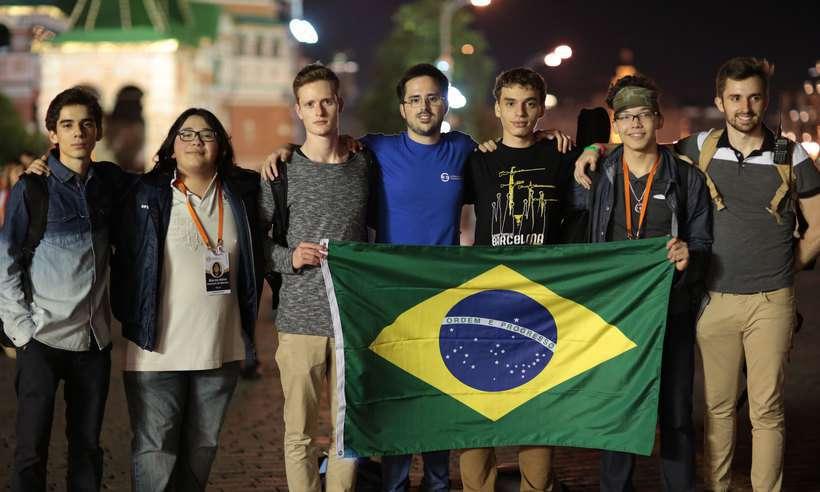 Foto: Olimpíada Internacional de Economia/Divulgação