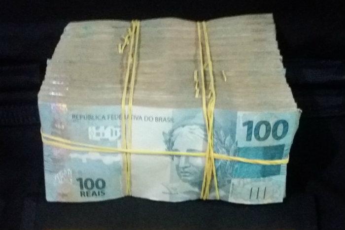 O caso foi encaminhado para apuração da Polícia Federal no Piauí. Foto: PRF/Divulgação