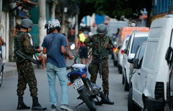 Forças de segurança vão atuar para garantir a normalidade do pleito deste domingo. Foto Fernando Frazão/Agência Brasil
