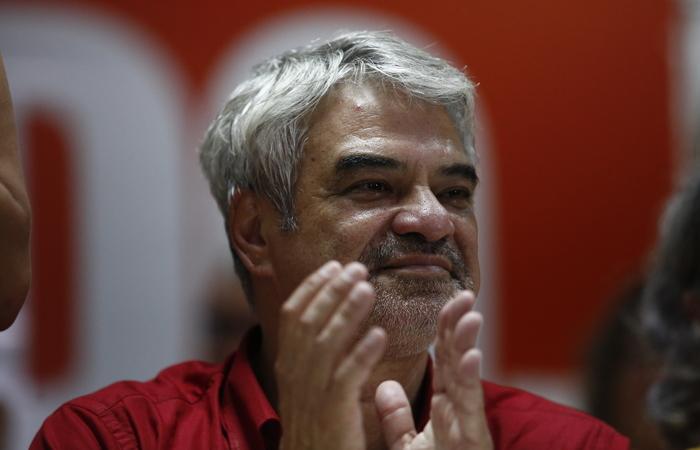 Petista garantiu mais oito anos no Senado Federal. Foto: Paulo Paiva/DP