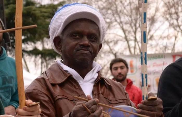 Moa foi um dos fundadores do afoxé Filhos de Gandhy. Foto: Reprodução / Facebook
