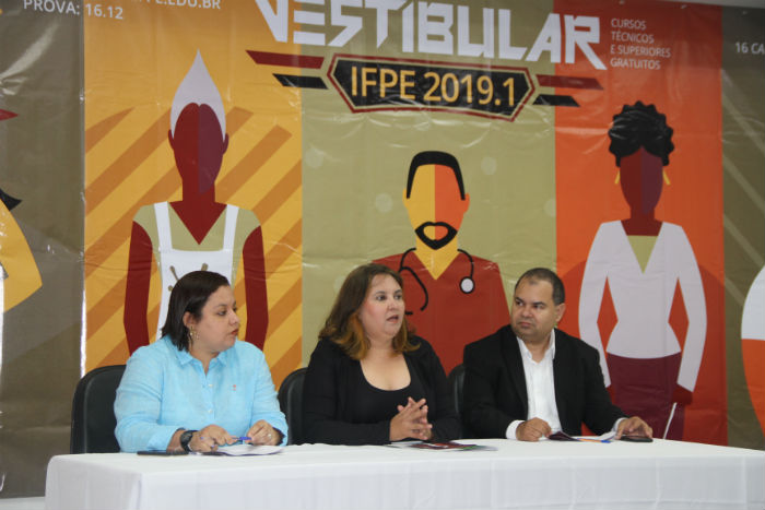 Ao todo, o IFPE oferece 4.538 vagas em 65 cursos técnicos e superiores, distribuídos nos 16 campi. Foto: Peu Ricardo/DP.