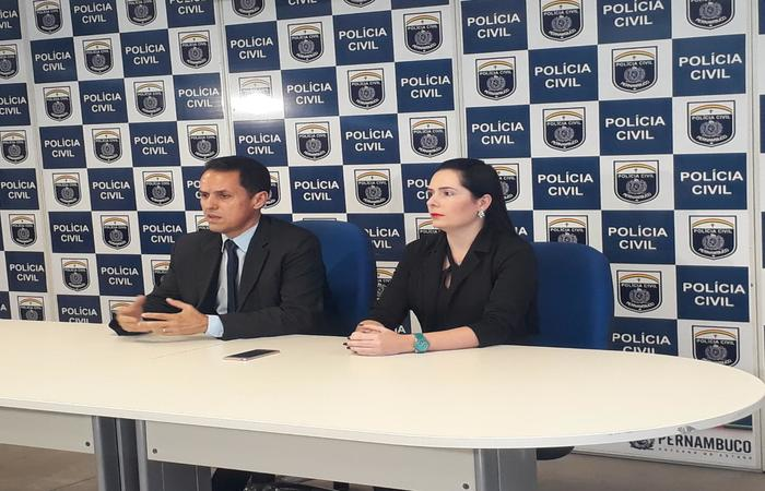 Operação foi conduzida pela delegada Patrícia Domingos, titular da DECASP - Foto: Polícia Civil/Divulgação