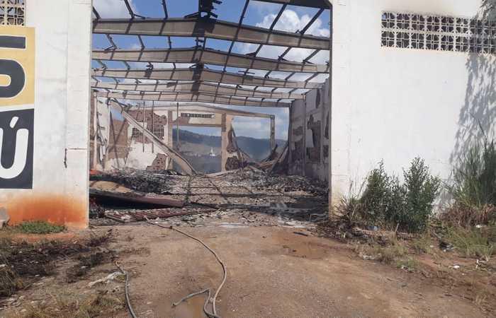 Imagem: Bombeiros/Divulgação