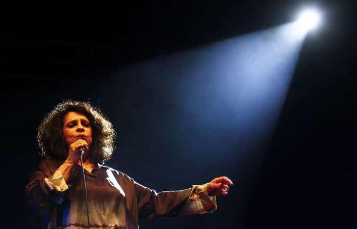 Em 25 de novembro, Gal Costa canta no Centro de Convenções Ulysses Guimarães (foto: Natally Andressa/Divulgacao)