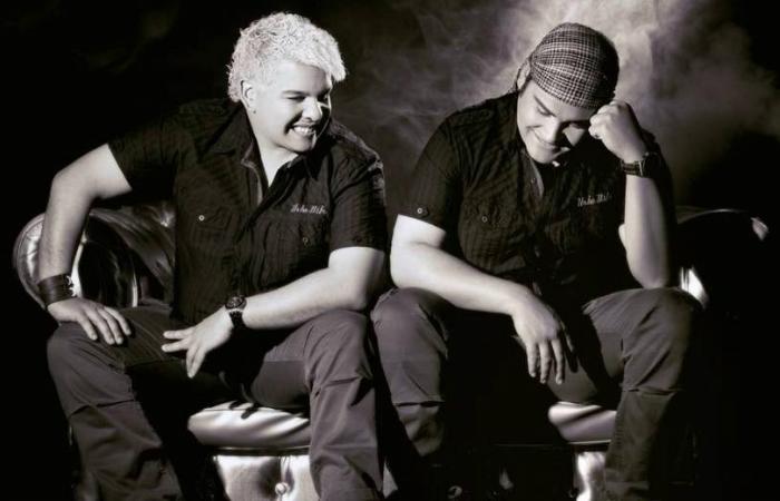 Os irmãos Hélder Vieira, 37 anos, e Né Vieira, 42, são oriundos da cidade de Peniche. Foto: ABBC Comunicação/Divulgação