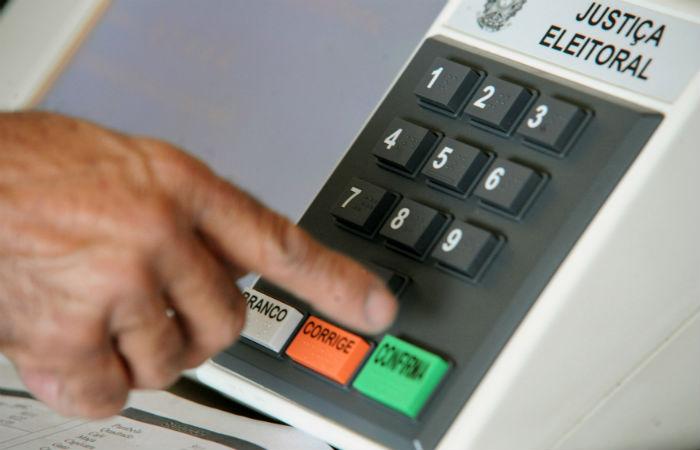 Den�ncias de fraude em urnas ser�o registradas on-line
