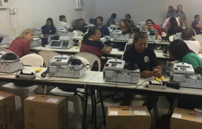 Imagem: TRE/Divulgação