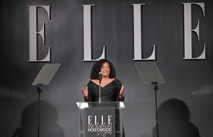 Shonda Rhimes sobre acordo com a Netflix: 'Sou a showrunner mais bem paga da televisão'. Foto: NEILSON BARNARD/AFP