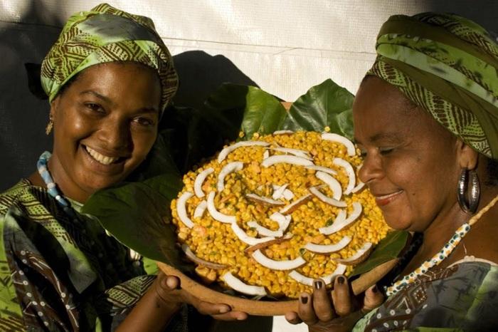 As comidas de cada orixá serão preparadas na forma da tradição. Foto: Luis Santos