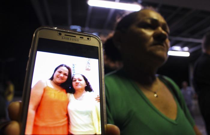 Renata Sérgio era ex-companheira do militar, com quem tem uma filha de dez anos, e já havia sido vítima de outras agressões. Foto: Marina Curcio/ESP. DP