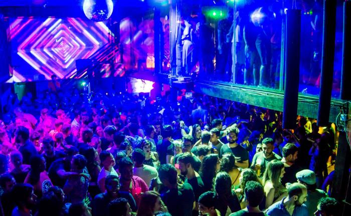Atualmente, festa é realizada no Biruta. Foto: Thiago Britto/Divulgação