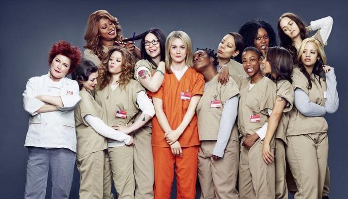 Orange is the new black foi uma das principais séries responsáveis por colocar a Netflix no mapa de premiações. Foto: Divulgação