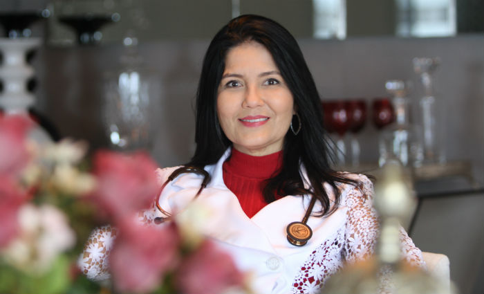 Silvana teve auxílio financeiro após descobrir câncer. Foto: Nando Chiappetta/DP