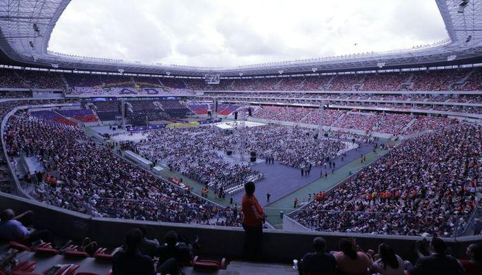A expectativa é receber mais de 60 mil pessoas. Foto: Divulgação