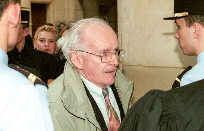 Faurisson alegava que o genocídio dos judeus pelos nazistas era uma mentira para obter subvenções e que os deportados morreram por causa da desnutrição e das doenças. Foto: MICHEL GANGNE / AFP