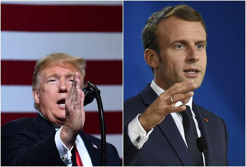 Foto: John Thys e Nicholas Kamm / AFP