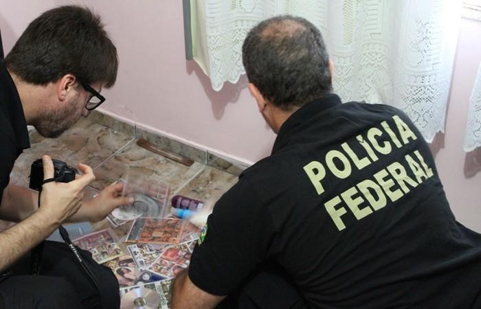 Foto: Comunicação Social da Polícia Federal no Paraná/Fotos Públicas