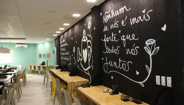 Inaugurado em 2016, Porto Social aprimora ONGs e negócios de impacto social em Pernambuco. Foto: Karina Morais/Esp.DP (Mai2016)