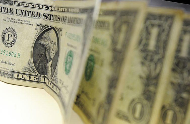 Dólar está cotado hoje a R$ R$ 3,69. Foto: Arquivo/Agência Brasil