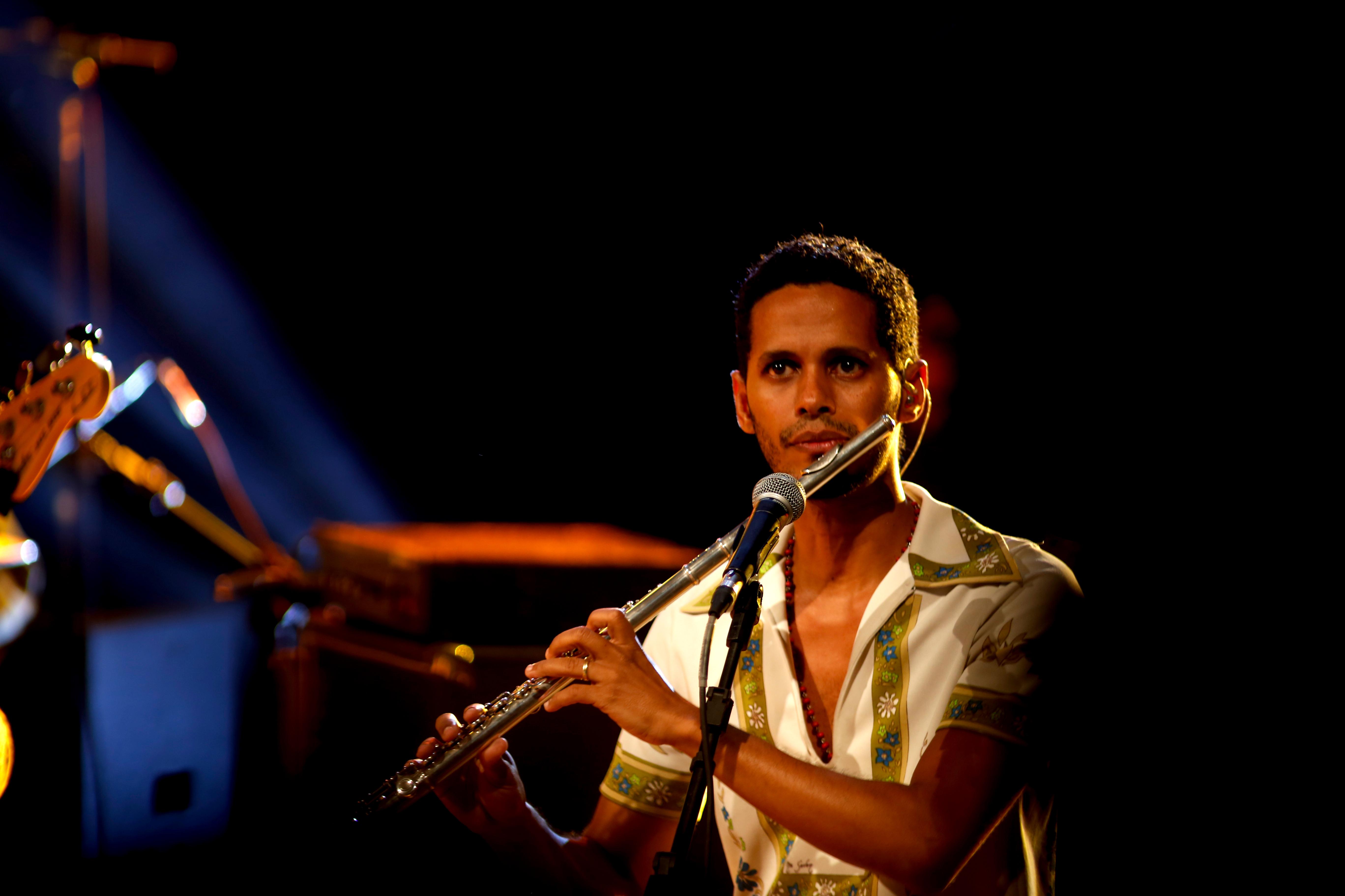 Circuito abre espaço para a música instrumental no Recife. Foto: Divulgação