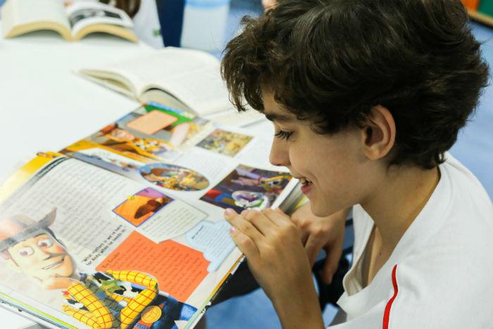 Pesquisas mostram que cérebro de pessoa bilíngue é mais analítico. Foto: Camila Pifano/Esp. DP.