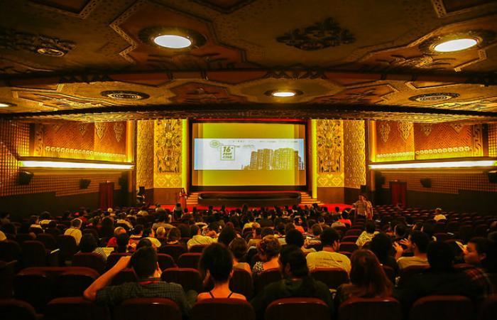 FestCine ocupa mais uma vez o Cinema São Luiz. Foto: Costa Neto/Divulgação