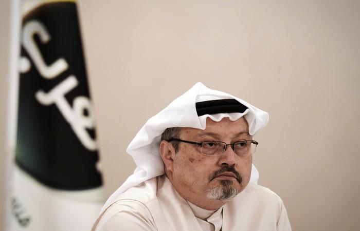 Jamal Khashoggi, jornalista e crítico do regime saudita, foi assassinado no consulado saudita em Istambul no dia 2 de outubro. Foto: MOHAMMED AL-SHAIKH / AFP