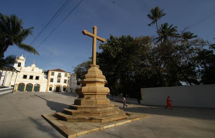 Obras recuperaram aspecto original de dois marcos arquitetônicos do Sítio Histórico. Foto: Peu Ricardo/DP