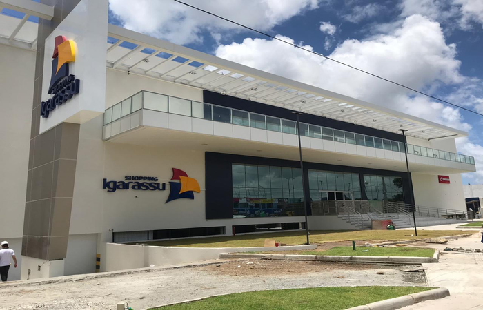 Projeta-se que centro comercial tenha raio de alcance de mais de 125 mil pessoas. Foto: Shopping Igarassu/Divulgação