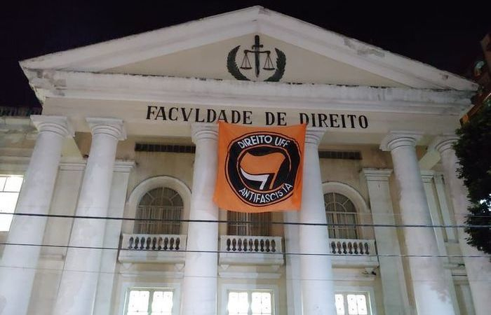Foto: Centro Acadêmico da Faculdade de Direito da UFF