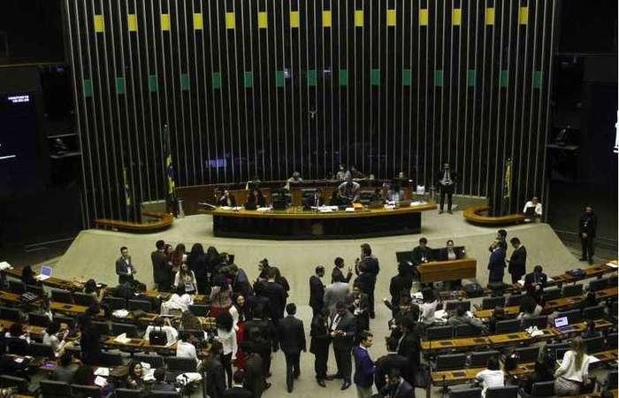 A matéria proposta pelo novo presidente da República tem tudo para ser um dos temas polêmicos na Câmara a partir de fevereiro (foto: Ana Rayssa/Esp. CB/D.A Press)