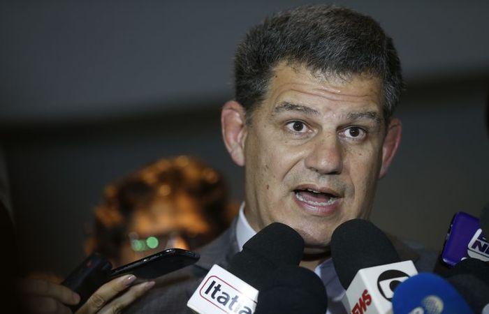 Ex-presidente do PSL Gustavo Bebiano diz que a prioridade é concluir a montagem da equipe de transição. Foto: Arquivo/Agência Brasil