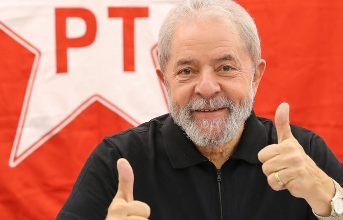 Foto: Divulgação/Instituto Lula