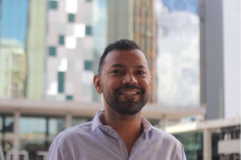 Humberto Souza Filho acaba de se divorciar e planeja usar o fundo para comprar uma nova moradia. Foto: Barbara Cabral/Esp. CB/D.A Press