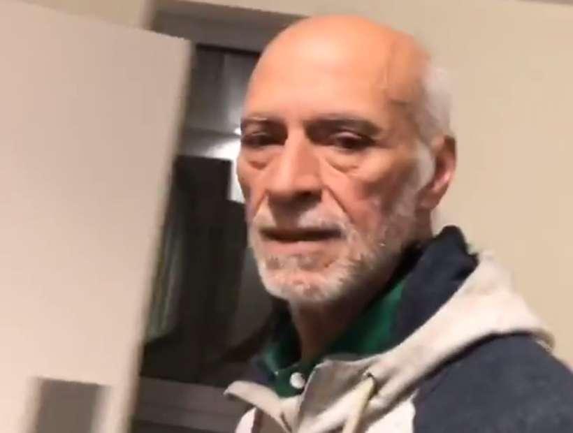 O idoso estava desaparecido desde o último dia 16. Foto: Reprodução/Instagram