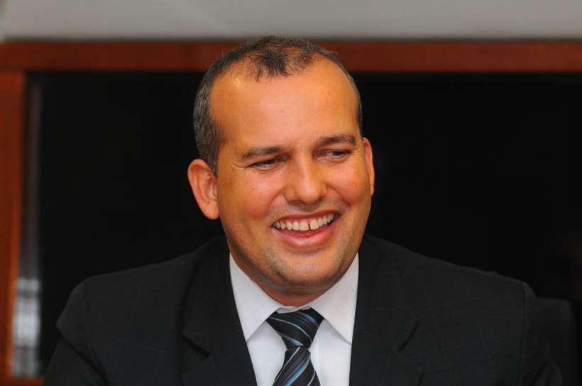 Eurípedes Júnior, presidente do partido evangélico Partido da República e Ordem Social - Pros. Foto: Janine Moraes/CB/D.A Press