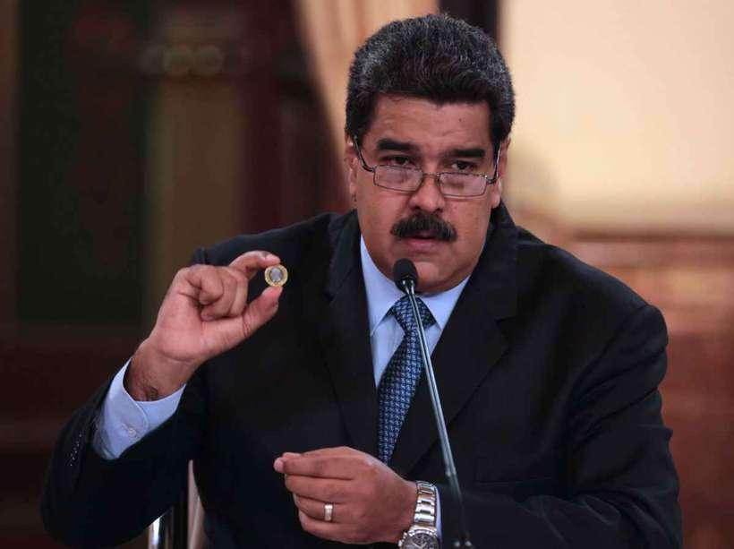 Foto: Zurimar Campos/ Venezuelan Presidency / AFP