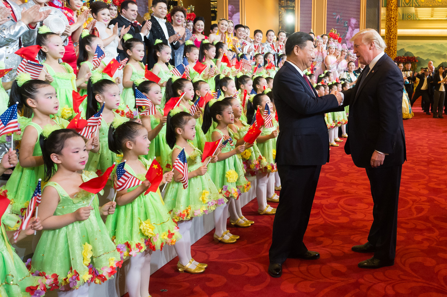Foto: Andrea Hanks/Official White House