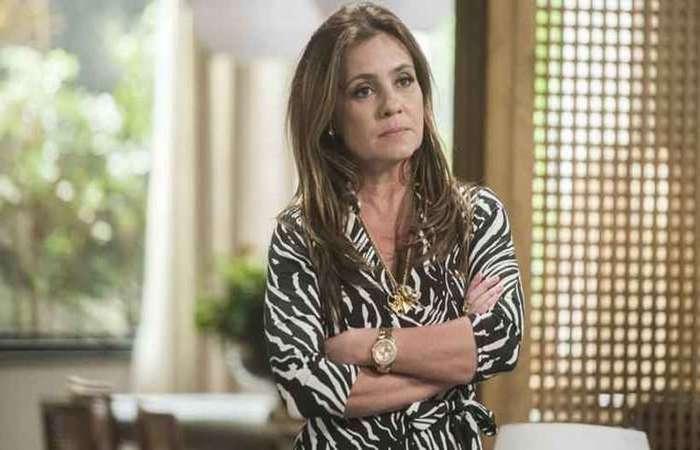 Laureta, de Segundo sol, é indicada ao prêmio de melhor personagem (foto: Globo/Divulgação)