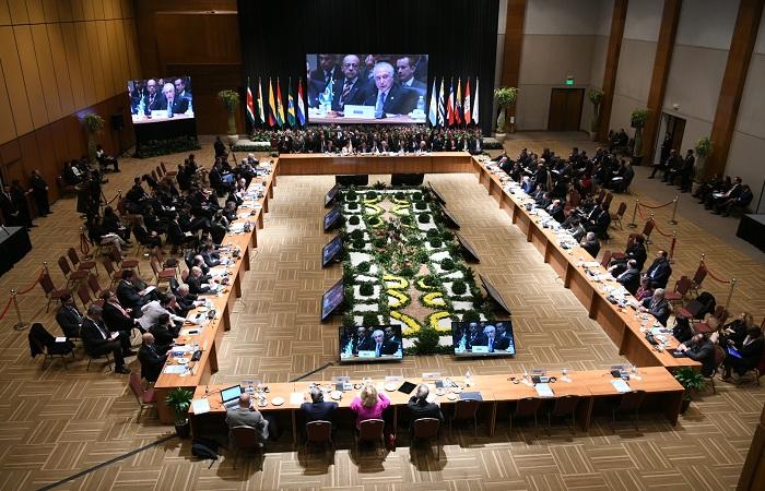 A última reunião de cúpula do Mercosul ocorreu em Junho, no Paraguai. Foto: Ministério das Relações Exteriores/Divulgação