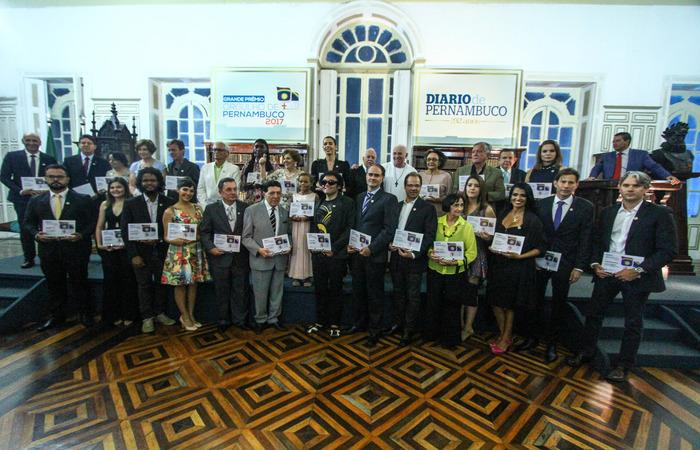 Como em 2017, a edição de 2018 será promovida no Gabinete Português de Leitura. Foto: Peu Ricardo/DP