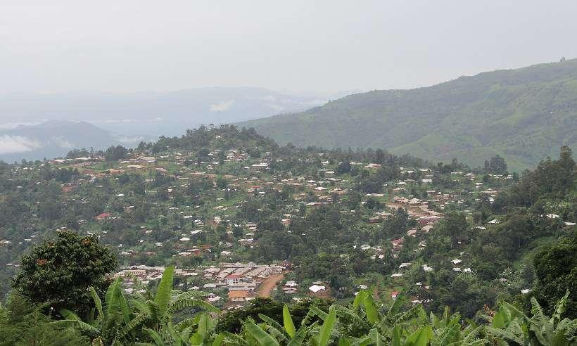 Bamenda se situa no noroeste de Camarões. Foto: Reprodução/Wikipedia